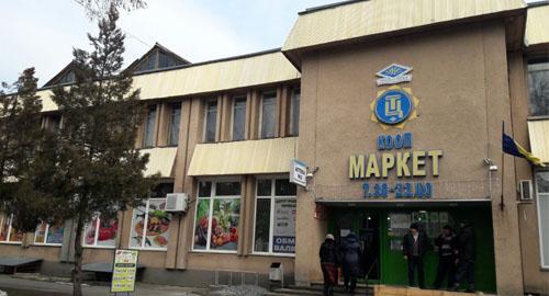 """Замена кассового оборудования в магазине """"КООП Маркет"""""""